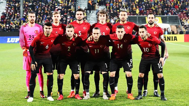 Türkiye-Arnavutluk! Muhtemel takım kadrosu