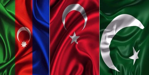 """""""Türkiye, Azerbaycan ve Pakistan ittifakı kurulursa..."""""""