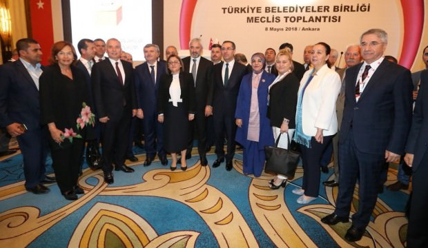 Türkiye Belediyeler Birliği Başkanı belli oldu!