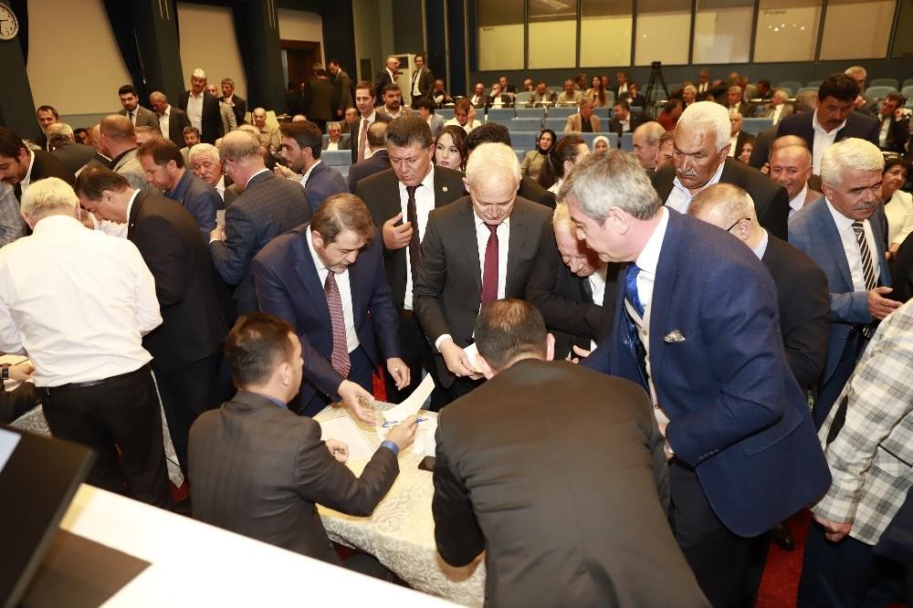 Türkiye Belediyeler Birliği Meclis Üyeleri Seçildi