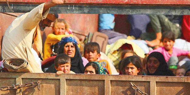 Türkiye bölgeyi temizledi… Yüzbinlerce Suriyeli geri döndü