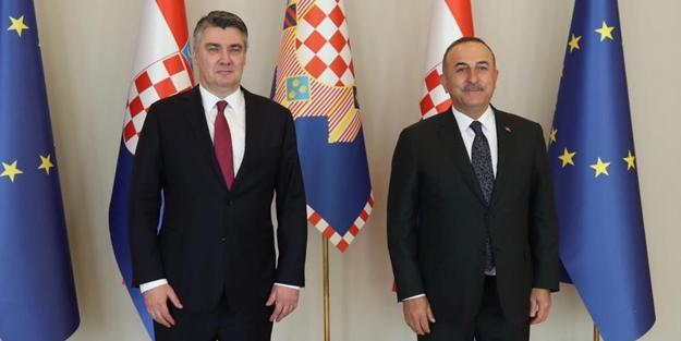 Türkiye Bosna için harekete geçti! Çavuşoğlu: Liderler düzeyine çıkarma kararı aldık