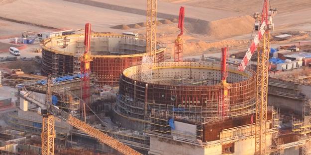 Türkiye bunu bekliyor! Nükleer santral 2023'e yetişir