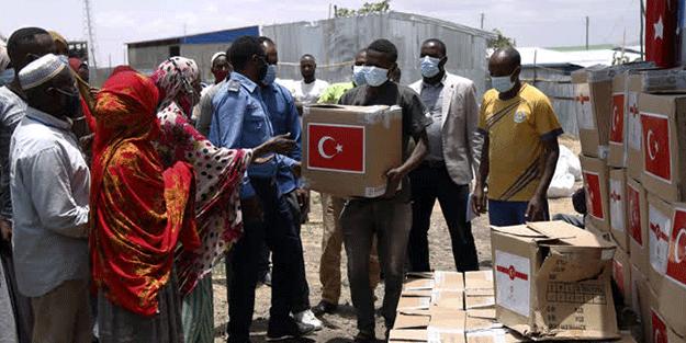 Türkiye Diyanet Vakfı gönülleri fethetti