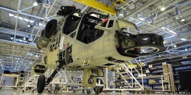 Türkiye, dünyada taarruz helikopteri satabilen dördüncü ülke!