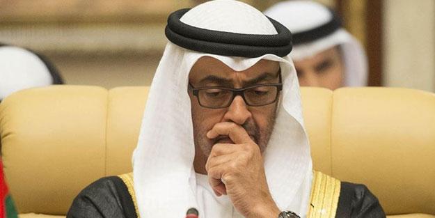 Türkiye düşmanı Muhammed bin Zayed ile ilgili şok iddia!