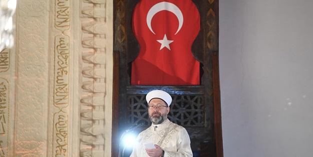 Türkiye Düşünce Platformundan Diyanet İşleri Başkanı Ali Erbaş'a destek