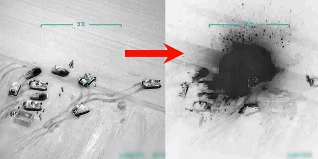 Türkiye Esed'i nereden vuruyor? İdlib son dakika haberleri