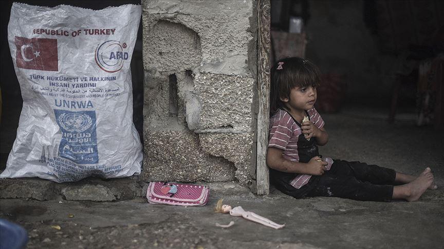 Türkiye, Filistin ve UNRWA'ya desteğine devam edecek