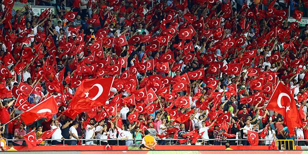 TFF'den Konya'ya teşekkür mesajı