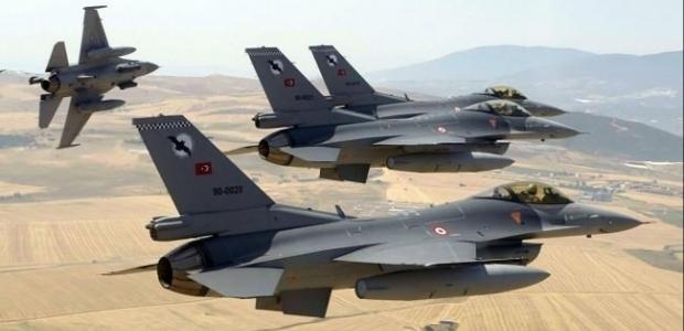 Türkiye geri adım atmıyor! 10 savaş uçağı...
