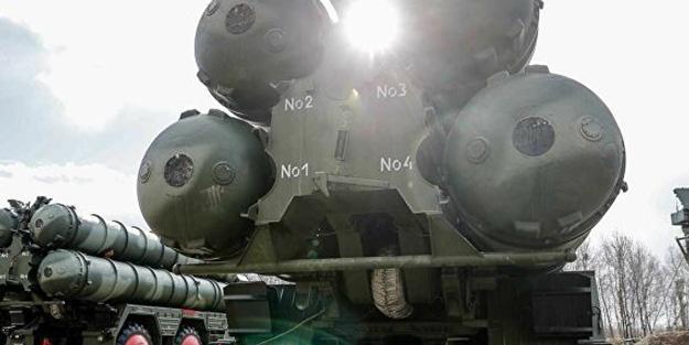 Türkiye hakkında asılsız yorumlar! S-400'ler Emre Uslu'nun üzerine oturmasını bekliyor