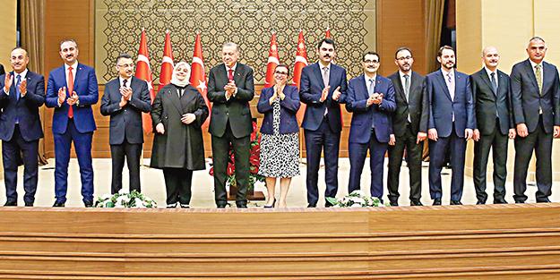 Türkiye için çalışacaklar