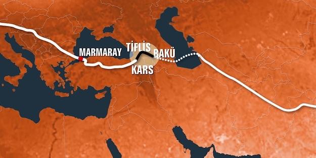Türkiye ile Gürcistan arasında bir ilk! Yarın sefere çıkıyor