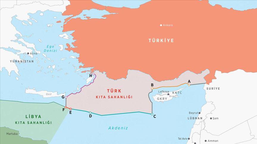 Türkiye ile Libya arasındaki anlaşma bölgenin 'enerjisini' artıracak