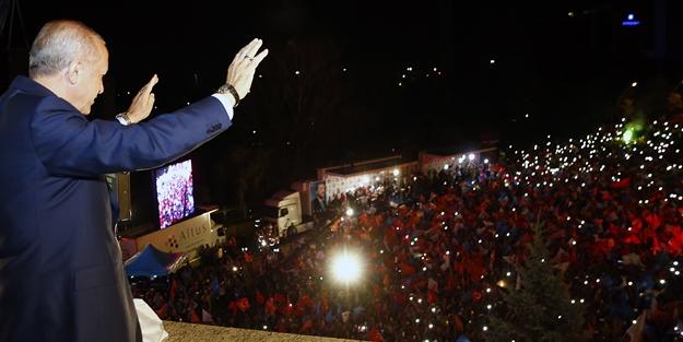 Türkiye ilk başkanını seçti