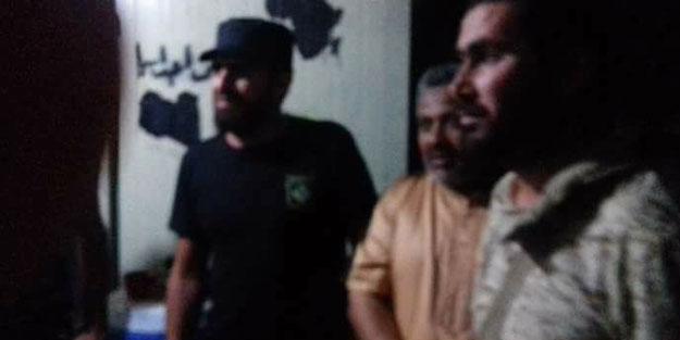 Türkiye karşı cani Mahmoud al-Werfalli'den yardım istedi! Gece yarısı kente giriş yaptı