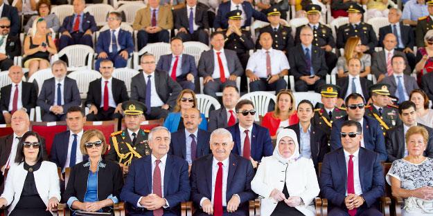 Türkiye KKTC'nin teminatıdır!