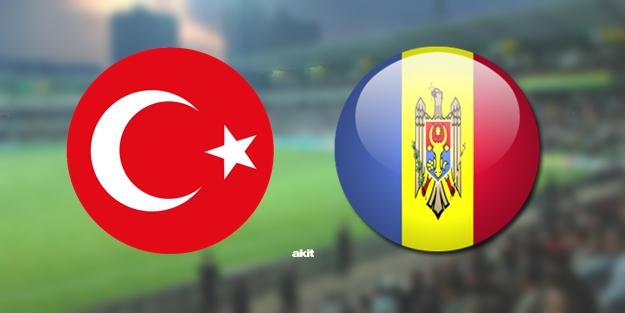 Türkiye Moldova maçı ne zaman saat kaçta hangi kanalda?
