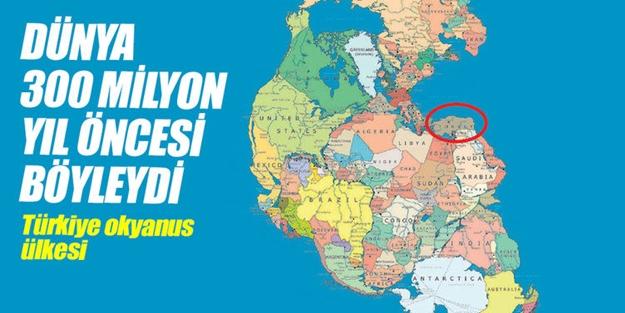 Türkiye okyanus ülkesiymiş