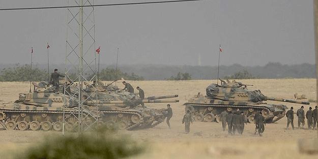 Türkiye operasyon başlatacak deyip tarih verdiler
