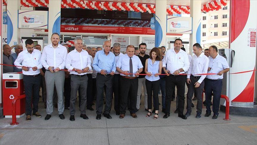 Türkiye Petrolleri yöneticileri, Gaziantep'te