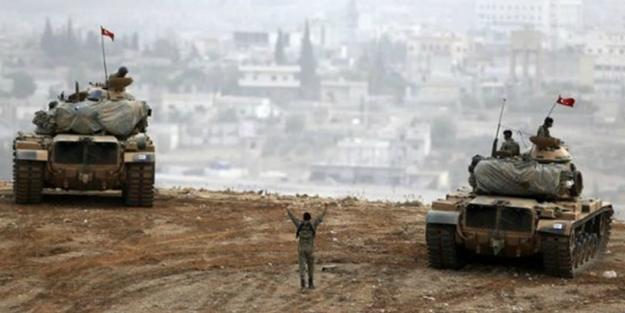 Türkiye sınırında kritik gelişme! Kara saldırısı başlattılar