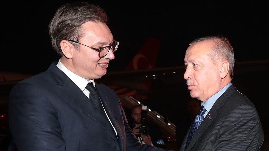Türkiye-Sırbistan ilişkilerinde yeni dönem