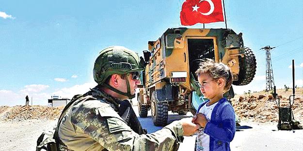 Türkiye, Suriye'ye güven götürdü