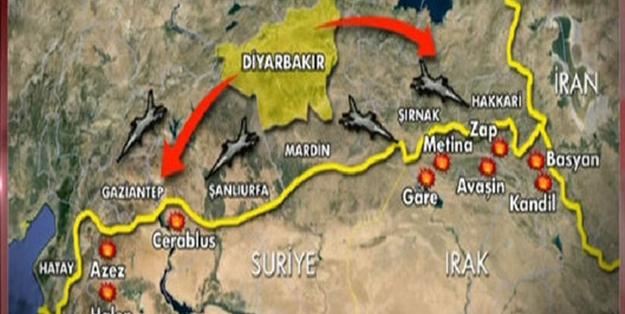 2016'da Türkiye savaşa girebilir