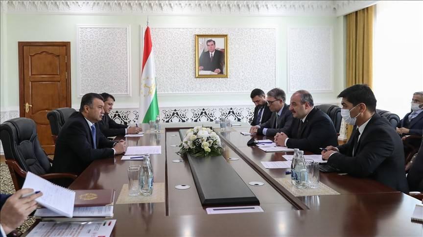 Türkiye, tecrübelerini Tacikistan ile paylaşacak