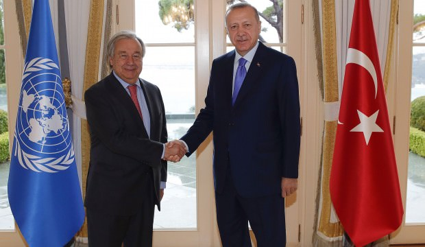 Türkiye teklif etti... BM 'güvenli bölge' inceleme ekibi kuruyor