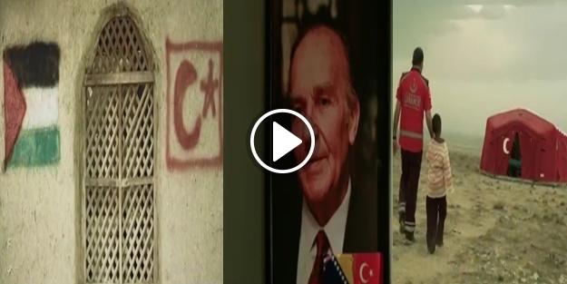 'Türkiye Türkiye'den büyüktür'