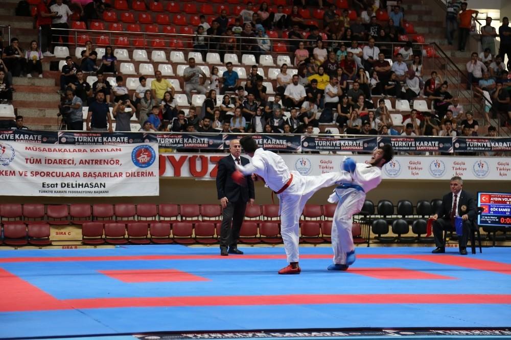 Türkiye Ümit, Genç ve U21 Karate Şampiyonası sona erdi