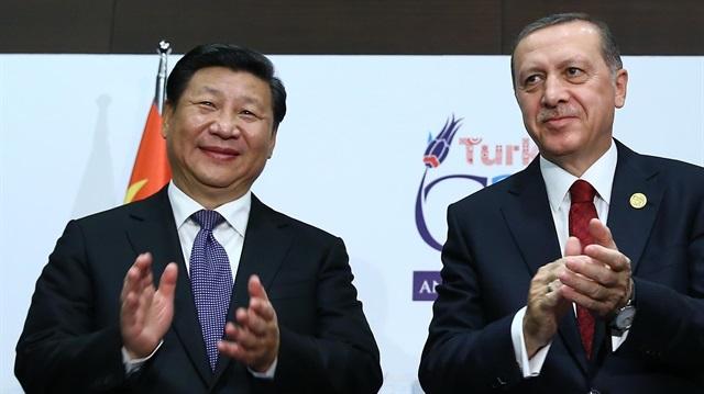 Türkiye ve Çin sorunların çözümünde hemfikir