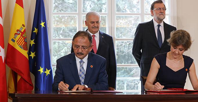 Türkiye ve İspanya arasında 2 kritik anlaşma