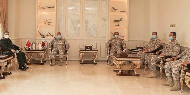 Türkiye ve Katar arasında askeri temas