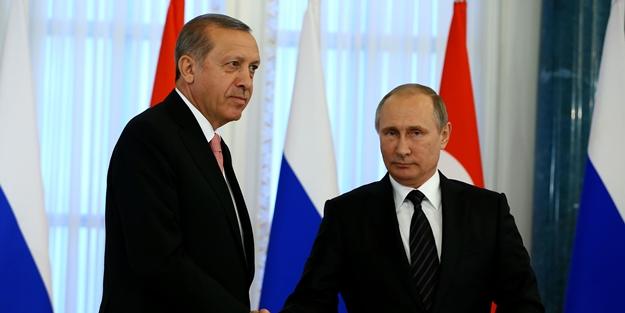 Türkiye ve Rusya arasında yeni bir ittifak kuruldu