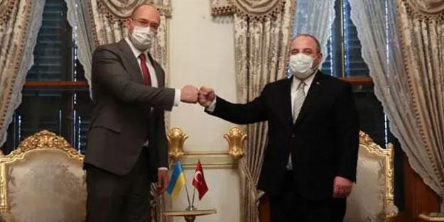 Türkiye ve Ukrayna vites yükseltmek istiyor