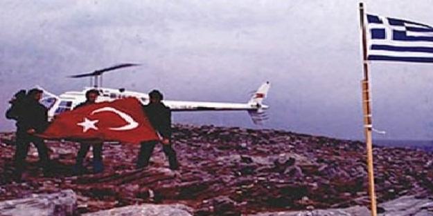 Türkiye ve Yunanistan arasında kriz!