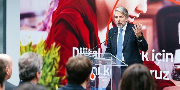 Türkiye Vodafone Vakfı gençlere yapay zeka eğitimi verecek