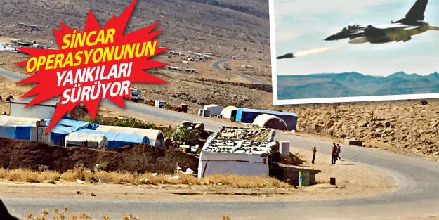 Türkiye vurdu, Amerika üzüldü