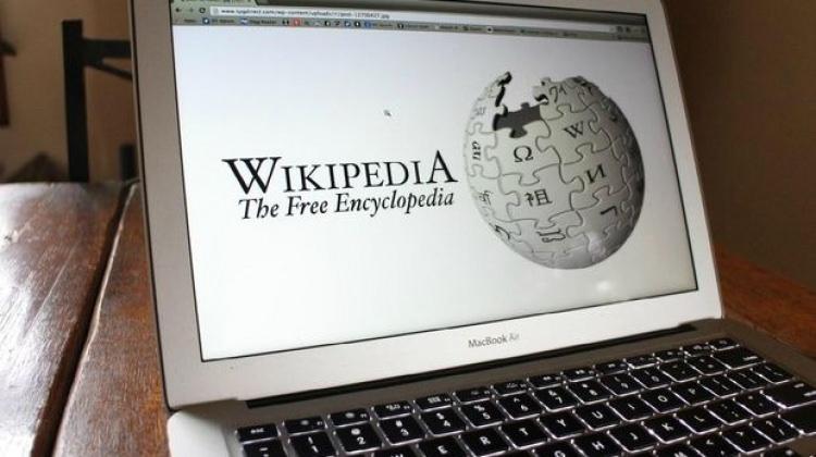 Türkiye Wikipedia için ilk açıklama