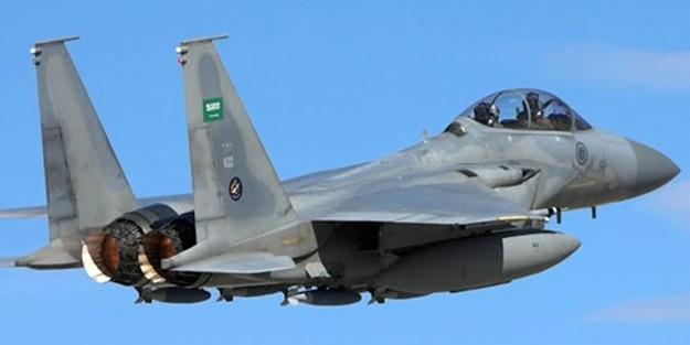 Türkiye yaptı! Suudi Arabistan uçaklarına taktı