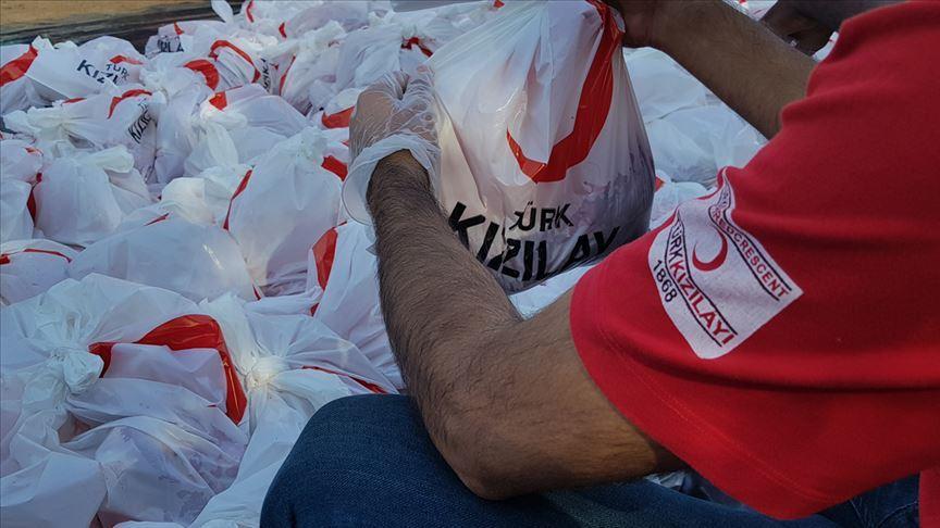 'Türkiye yardım konusunda 'en cömert ülke'