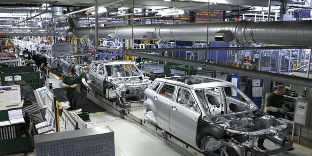 Türkiye yeni rekor peşinde… Otomobilin kilosu 9,5 dolar oldu