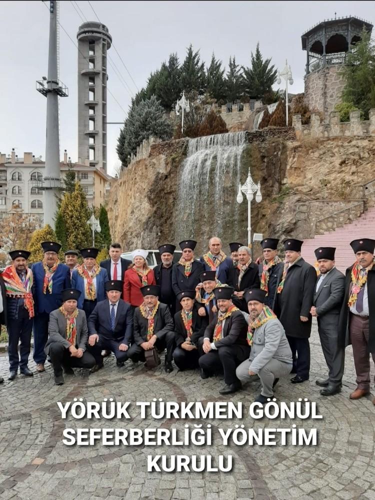 Türkiye Yörük Dernekleri Gönül Seferberliği'nden 19 Mayıs mesajı