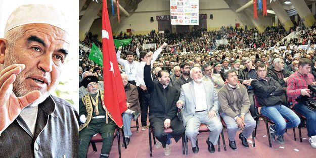 Türkiye hep hakkı adaleti savunuyor