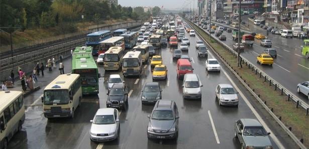 Türkiye'de 5 milyon araç el değiştirdi