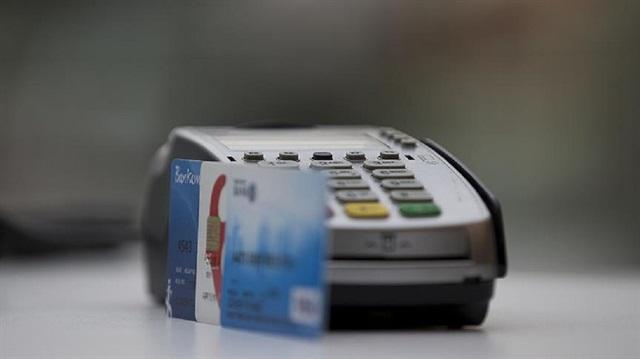 Türkiye'de cüzdan başına 2 kredi kartı